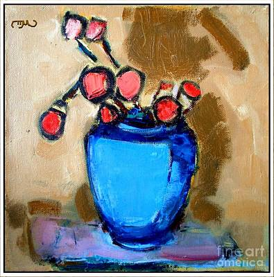 Painting - Still Life 2 by Pemaro