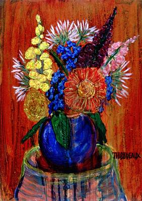 Painting - Still Life  20 by Don Thibodeaux