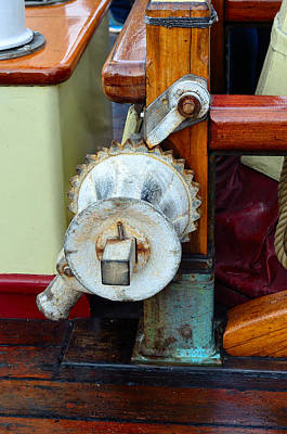 Photograph - Still Life 3 Aboard Ship by Richard Ortolano