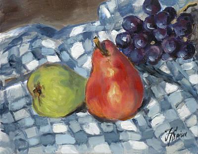 Still Life Painting - Still Life 3 by Irek Szelag