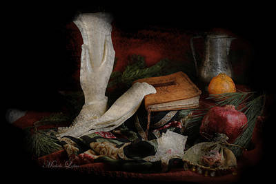 Digital Art - Still Life 4102a by Michele Loftus