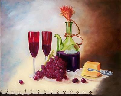 Painting - Still Life 5 by Joni McPherson