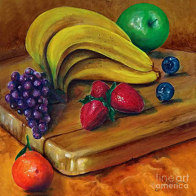 Painting - Still Life #6  by Thomas Lupari