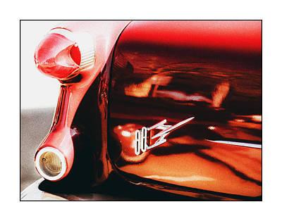 Bumper Rocket Photograph - Still Life And Conceptual_018 by Charles McDonald