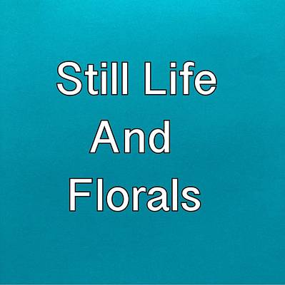 Painting - Still Life And Florals Logo by Darice Machel McGuire