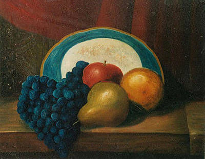 Painting - Still Life by Banning Lary