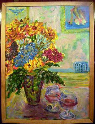 Painting - Still Life by Don Thibodeaux