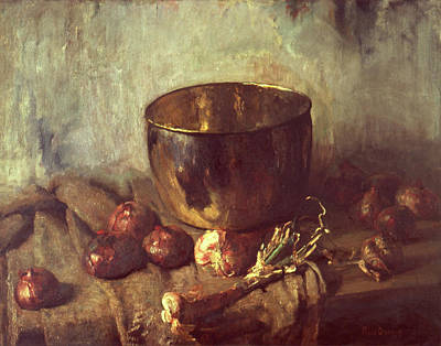 Painting - Still Life by Frans Oerder