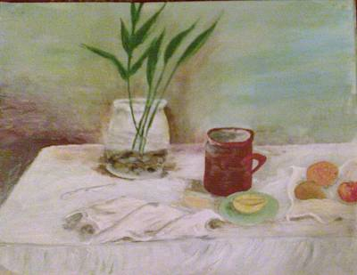 Painting - Still Life by Helen Vanterpool