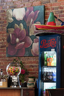 Photograph - Still Life In Lake City Sc by Suzanne Gaff