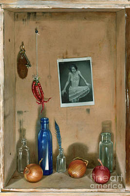 Painting - Still Life by Larry Preston