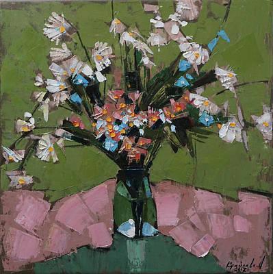 Painting - Still Life. Mood by Anastasija Kraineva