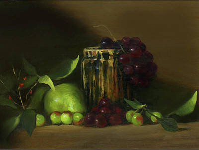 Painting - Still Life by Murry Whiteman