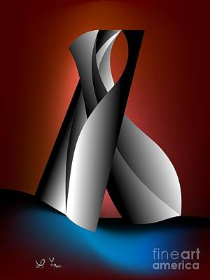 Digital Art - Still Life Of Intimacy by Leo Symon