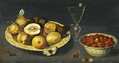 Painting - Still Life by Osias Beert