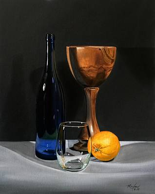 Painting - Still Life by RB McGrath