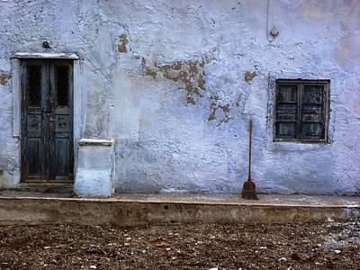 Still Life Santorini Art Print