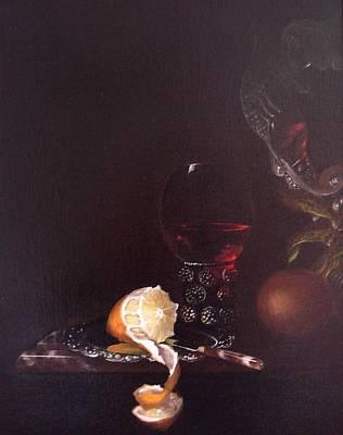 Still Life Original by Tjerk Reijinga