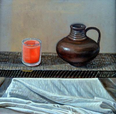 Painting - Still Life by Tony Banos