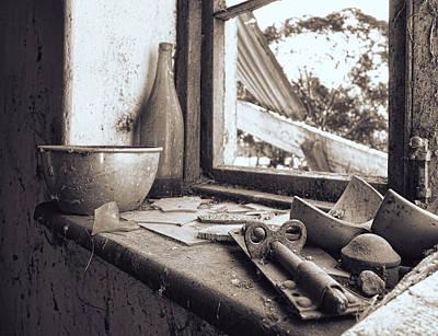 Photograph - Still Life by Wayne Sherriff