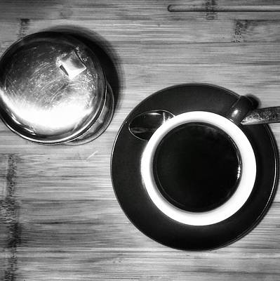 Photograph - Still Life With Coffee And Sugar by Dirk Jung
