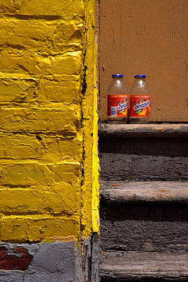 Photograph - Still Life With Snapple by Art Ferrier