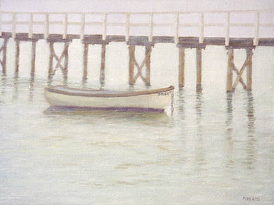 Painting - Still by Masami Iida
