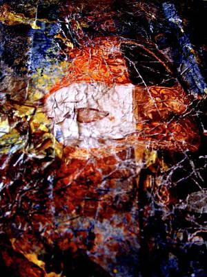 Still Me Art Print by Gail Butters Cohen