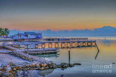 Photograph - Still Morning by David Zanzinger