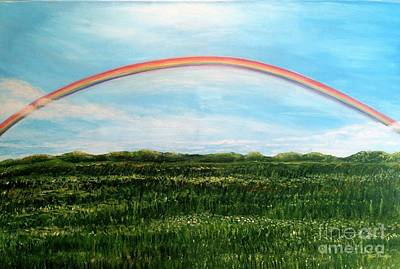 Still Searching For Somewhere Over The Rainbow? Art Print