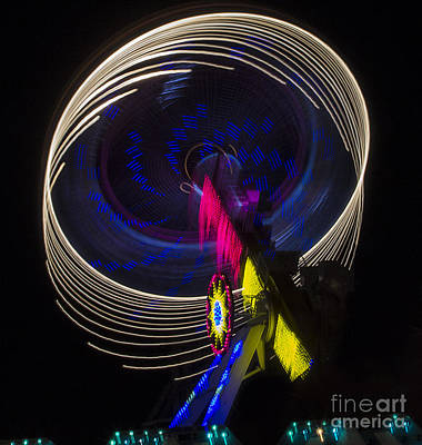 Photograph - Still Spinning by Sonya Lang