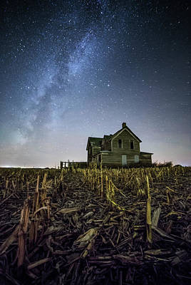 Photograph - Still Standing  by Aaron J Groen