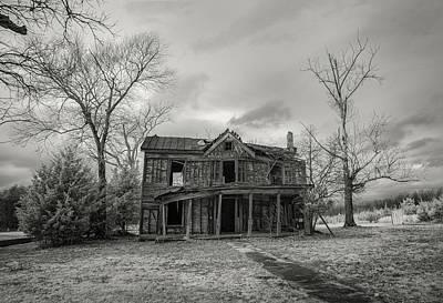 Photograph - Still Standing by Paul Seymour