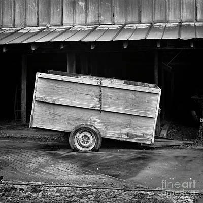 Photograph - Still Wagon by Patrick M Lynch
