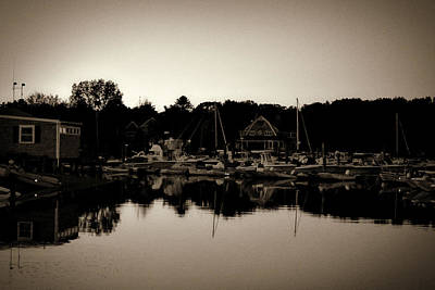 Photograph - Still Water by Laura DAddona