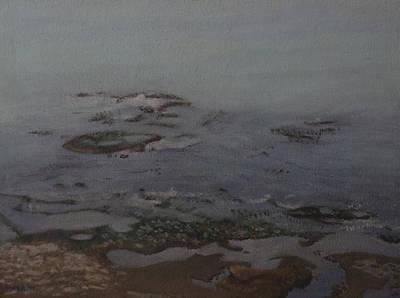 Painting - Still Water by Masami Iida