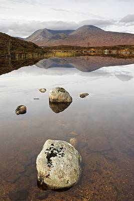 Photograph - Still Waters On Rannoch Moor by Stephen Taylor