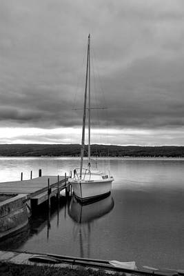 Keuka Lake Photograph - Still Waters by Steven Ainsworth