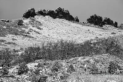 Photograph - Still Winter In Colorado by Jon Burch Photography