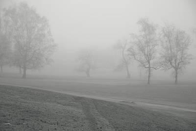 Broadmoor Photograph - Stillness Of Winter by Kunal Mehra