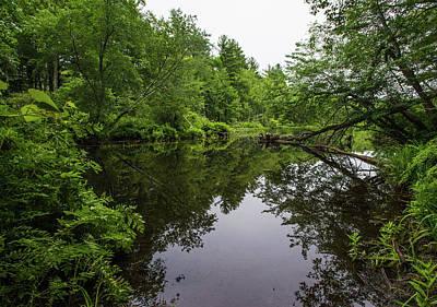 Photograph - Stillwater by Robert McKay Jones