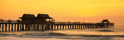 Activity Photograph - Stilt Houses On The Pier, Gulf by Panoramic Images