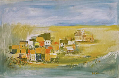 Painting - Stinson by Phyllis Hanson Lester