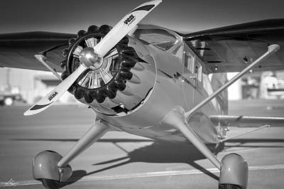 Photograph - Stinson Reliant Sr-10 Rc Model by Philip Rispin