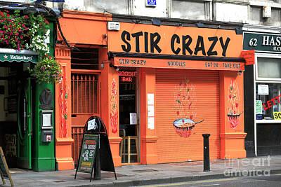 Photograph - Stir Crazy by John Rizzuto