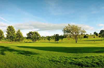 Photograph - Stirling Golf Club 14th by Jan W Faul