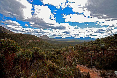 Photograph - Stirling Range National Park.1 by Tony Brown
