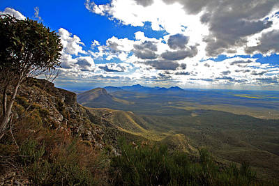 Photograph - Stirling Range National Park.2 by Tony Brown