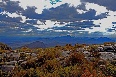 Photograph - Stirling Range National Park.3 by Tony Brown