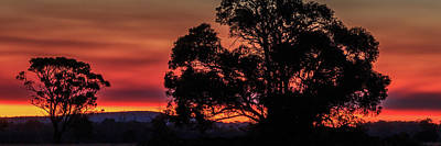 Photograph - Stirling Range Sunset by Robert Caddy